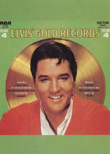 Elvis Gold Records Post Cards