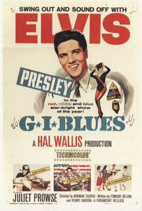 G.I.Blues Post Cards