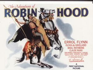 Robin Hood Post Cards
