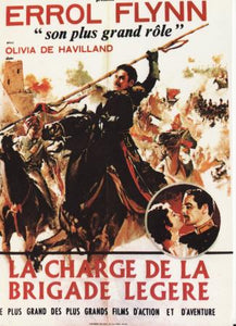 The Charge of the light Brigade(1936) Post Cards