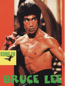 Kung-Fu Post Cards