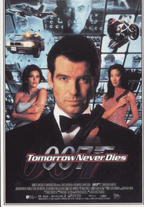 Tomorrow Never Dies - Pierce Bosnan Post Cards