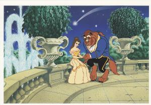 Disney(1991) Post Cards