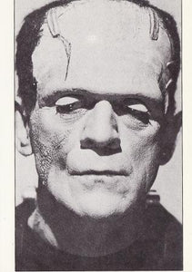 Boris Karloff - 1931 Post Cards