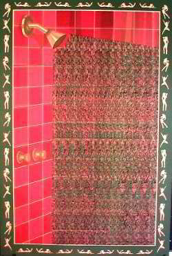 Magic Eye. O.S.P. 2412 Posters