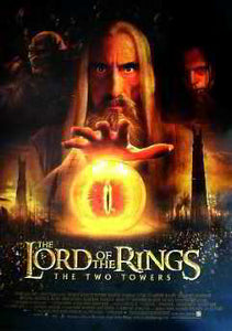 The Two Towers, Sauron Posters
