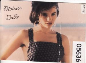 Beatrice Dalle Post Cards