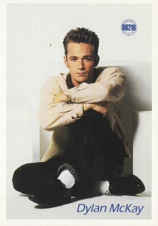 Dylan McKay Post Cards