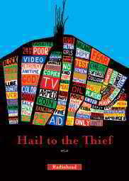Hail to the Thief Posters