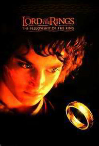 The Fellowship of the Ring, Frodo and the Ring Posters