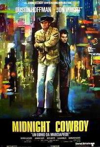 Midnight Cowboy Vintage Posters
