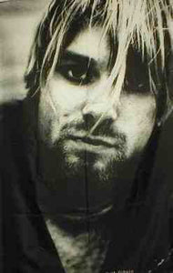 Kurt Cobain Poster Flags