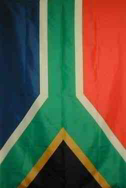 South Africa Poster Flags