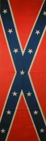 Rebel Penant Flag Poster Flags