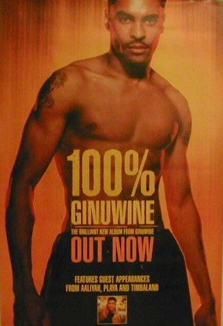 Ginuwine - 100% Giant Posters