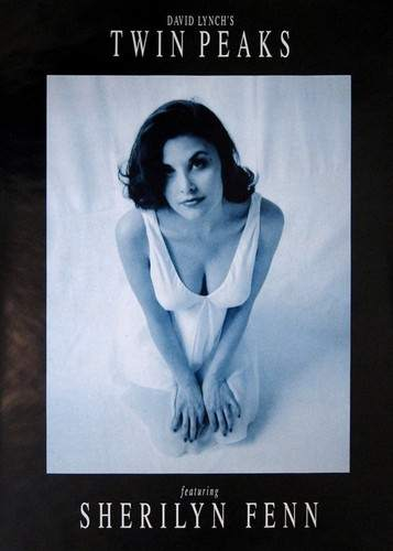David Lynch, Sherilyn Fenn, Madchen Amick.1990      Giant Posters
