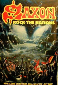 Rock The Nations Giant Posters