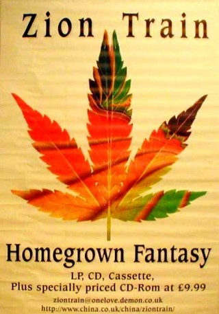 Homegrown Fantasy Giant Posters