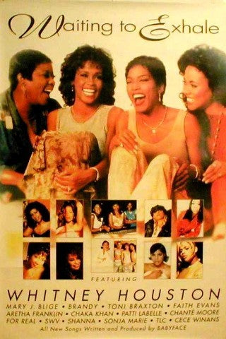 Waiting To Exhale Giant Posters