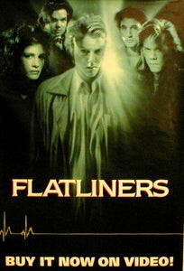 1990 Kevin Bacon, Julia Roberts, Kiefer Sutherland. Giant Posters