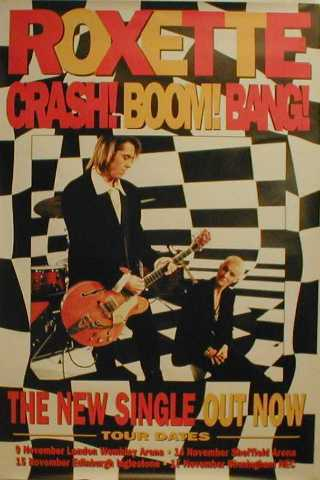 Giant Promo Poster  - Crash Boom Bang Giant Posters