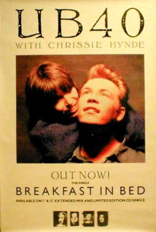 Giant Promo Poster  - Chrissie Hynde Giant Posters