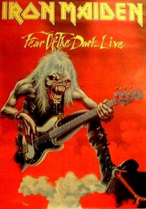 Fear Of The Dark Live Giant Posters
