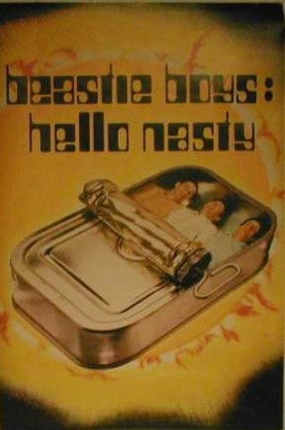 Giant Poster - Hello Nasty Giant Posters