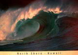 North Shore Hawaii Posters