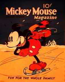 Mickey Mouse - Walt Disney Posters