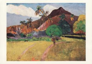 Paysage Tahitien, 1891/1893 Post Cards