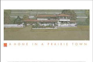 Home In Prairietown Posters