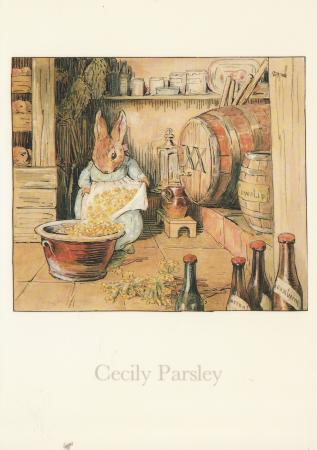 Cecily Parsley Post Cards