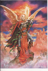 Michael - Archangel of Fire, Briar Wish Cards