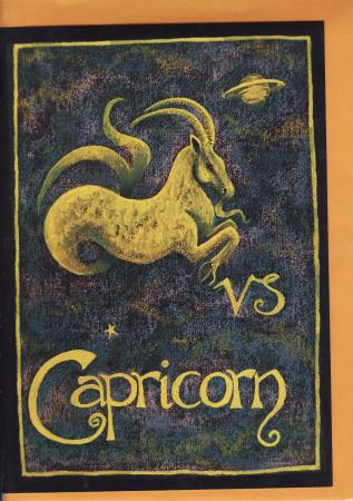 Capricorn Wish Cards