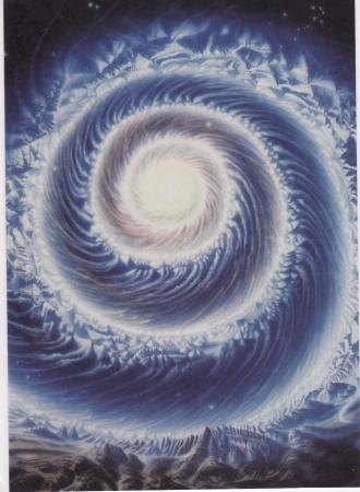 Spiral to the Past - Klaus Holitzka Wish Cards