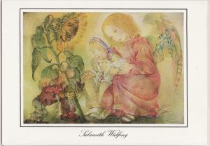 Child and Angel Wish Cards