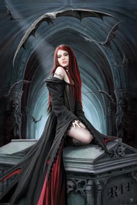 Vampire: Await the Night - Anne Stokes Posters