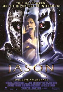 Jason, Evil gets an Upgrade Posters