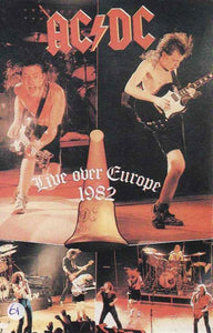 Live over Europe 1982 Posters