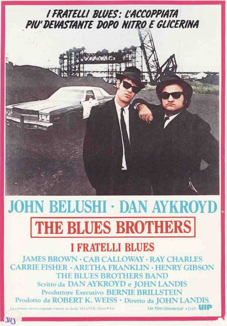 John Belushi, Dan Aykroyd Post Cards