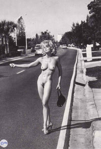 Hitchhiking Post Cards