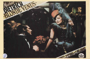 Marlene Dietrich Post Cards