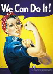 We can do it! Post Cards