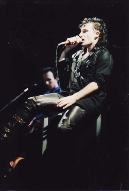 Bono. Real Photo. Live Aid Copncert 1985 Post Cards