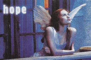Hope.Claire Danes Post Cards
