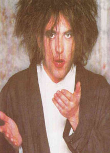 Sticker, Robert Smith Post Cards