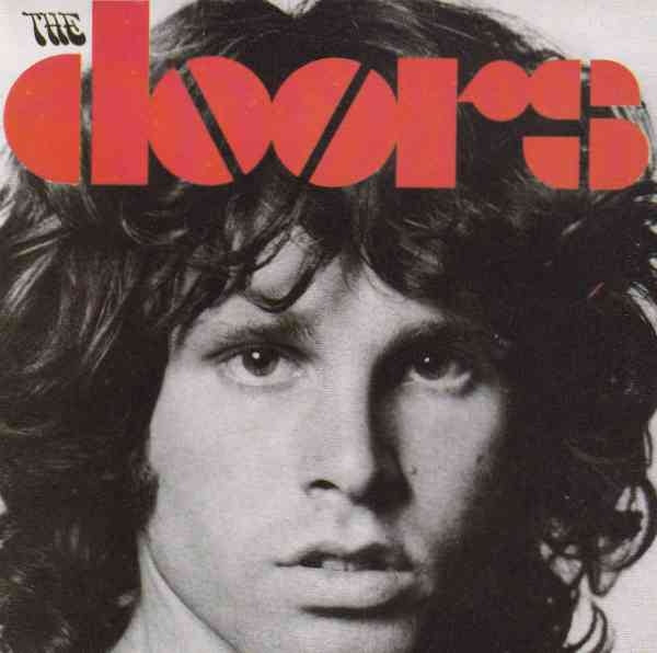 Sticker. Jim Morrison Post Cards