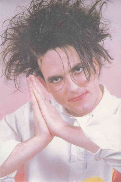 Sticker. Robert Smith Post Cards