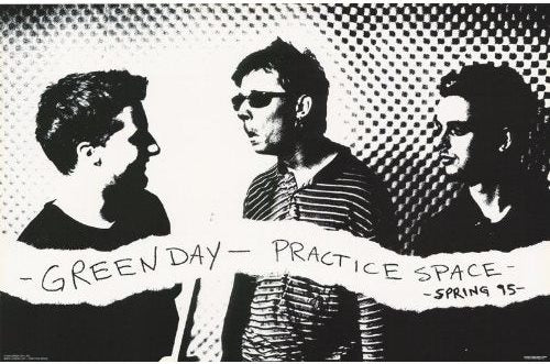 Practice Space - Spring 95 Posters